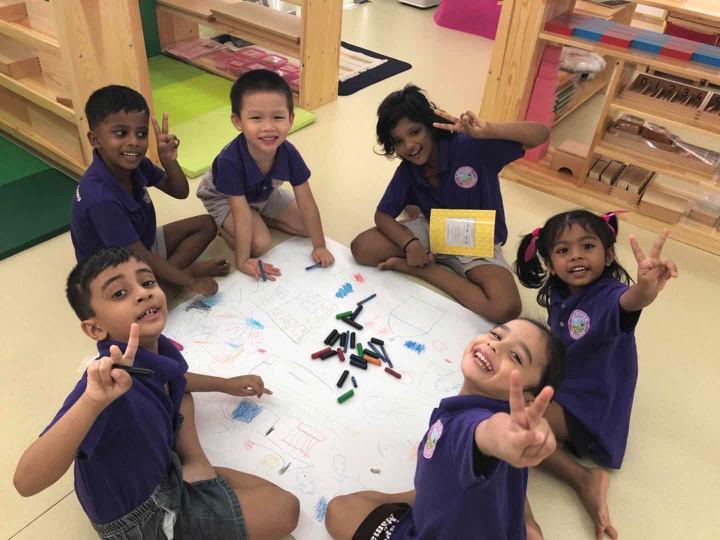 熏衣园双语实验优儿学校的团队领导力培养·- 绘画游戏方案设计课程
