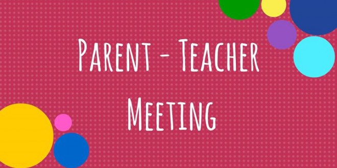 Parent - Teacher Meeting Term 2 2019