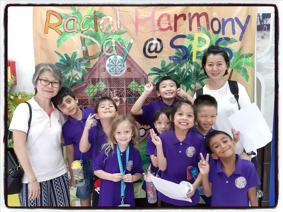 Visit to Primary School (Stamford Primary School)